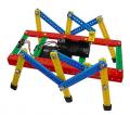 Art. No.  CR-301-6 Six Legged Walking Robot (Hexapod)