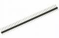 Art No. CON-109  40 Pins 2.54mm spacing strip $1.30 for 3