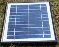 Art. No. SC-301  12V 4W Solar panel