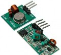 Art. No. RF-102   433MHz Transmitter and Receiver Module