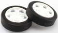 Art. No.  WH-103   26mm  Plastic Wheels $1.00 for 8