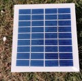 Art. No. SC-303  9V 1.8W Solar Panel